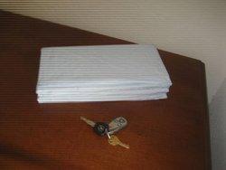 Bed Sheet Buddy Folder