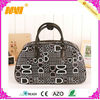 Wholesale PU new design men leather travel bag(NV-TB089)