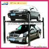 four post lift car parking stopper