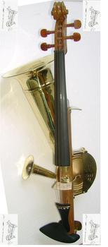 violin or stroh violin