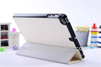 support function leather case for ipad mini with factory price