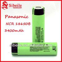 panasonic18650B Li-ion rechargeable battery for toy bears panasonic 18650 batteries