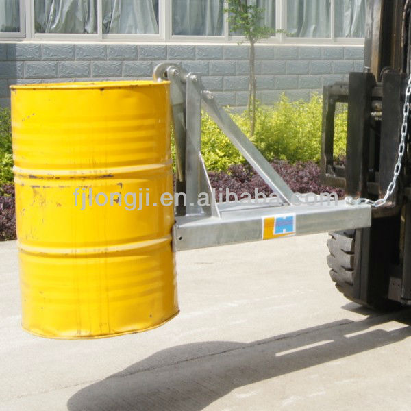 Stronge products material handling economical forklift drum lifter