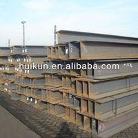Q235/Q345/Q420/SS400 Welded H beam weight