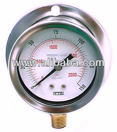 أجهزة قياس الضغط، السائل-- معبأ أجهزة قياس الضغط، أجهزة قياس الضغط الرقمية