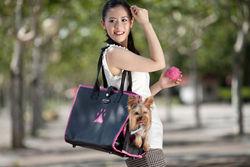 Pet PU Leather Bag