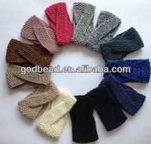 Godbead Knitted Headbands Hand Knitted Twist Head Wrap