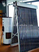EN12975 and SRCC Certificated Heat Pipe Solar collector (Double Coiler)split pressurized solar energy water heater