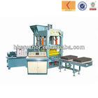 automatic coal ash brick making machine