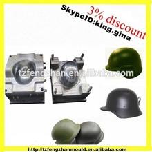 2015 Safety helmet mould design plastic helmet mould