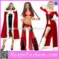 atacado de moda vermelho baratos natal lingerie