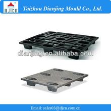 Plastic Single Deck Pallet mould, Tray Mould For Logistics