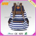 Moda borsa zaino per la scuola superiore ragazze( nv- sc343)