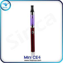 Nice !!! 2013 Newest e cigarette mini CE4 1200mah charger case pcc electronic cigarette electronic cigarette pcc