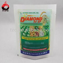 custom printing plastic spice wholesale package bag
