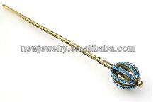 Vintage lantern shape hair accessories hairpins for women