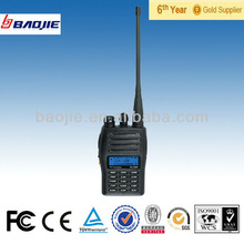 5W VHF/UHF long range interphone two way radio BJ-3288