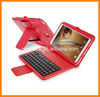 new wireless bluetooth keyboard with leather case cover for Samsung galaxy Note 8.0 N5100
