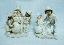 Polyresin Figurine Christmas