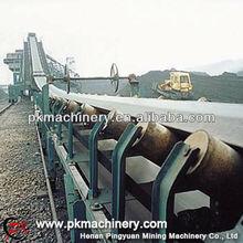 Heavy duty fixed belt conveyor for mining ,metallurgy ,coal