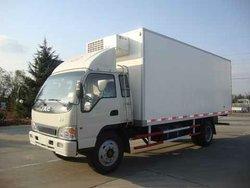 fiberglass truck box body CKD fiberglass insulated van