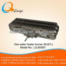 Gas water heater spare parts/ gas water heate burner/ 6L/ 7L (LQ-B3001)