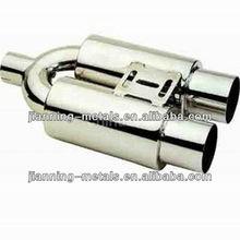 OEM service/titanium exhaust muffler