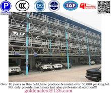 Automatic car Parking System/Guangdong automated garage manufacturer/PLC -control mart garage
