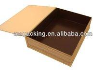 pieghevole di lusso carta da imballaggio del regalo scatola di sigari