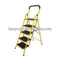 Bonunion estilo de la cocina step plegable escalera de aluminio de la cocina paso ladderTY05