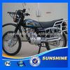 SX150-5A Disc Brake Air-cooling Gas Powered Dirt Bikes