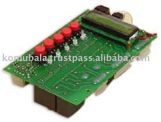 микроконтроллера схемы