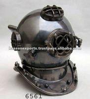 Divers Diving Helmet / Nautical Diver Helmet / Decorative Diving Helmet