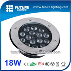 high quality 18W outdoor edison led underground light