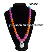 Designer Silicone Rubber Necklace With Innovative Design