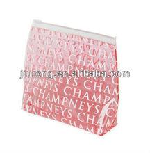 PVC gift bag,PVC zip bag,transparent bag,