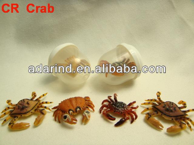 Crab -Vending Capsule Toys