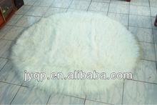 Wholesale 100% Tibet Mongolian Lamb Fur Rug