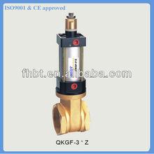 QKGF-Z series gate type air / fluid control valve