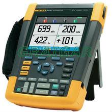 Fluke 190-204/S ScopeMeter with FlukeView ScopeMeter Software & Hard Case 4Channel 200MHz Oscilloscopes