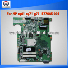 100%working g61 cq61 amd 577065-001 laptop motherboard for hp/compaq with fully tested