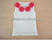 Lovely Girl's petti tank top for Summer for baby girls