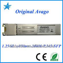 optic fiber inspection ABCU-5710RZ Avago 1.25G 300M 850nm SFP FIBER MODULE