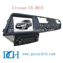 citroen c5 car dvd gps navigation system 2013 WS-9422