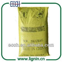 chemical name Calcium Lignosulphonate produce fertilizer