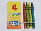 Wax Crayon Color Crayon Set 4 pcs Crayon Pen in a Gift Box