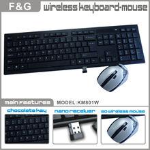 tablet pc wireless keyboard mouse