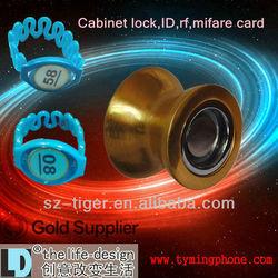 electronic locks for lockers, TM card cabinet lock, wristband style card lockers locks