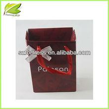 Promotion paper pack bag for supermarket