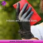 Newly decorate your winter gloves leather